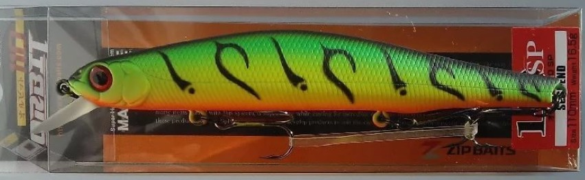Обзор воблера ZipBaits Orbit 110 SP-SR