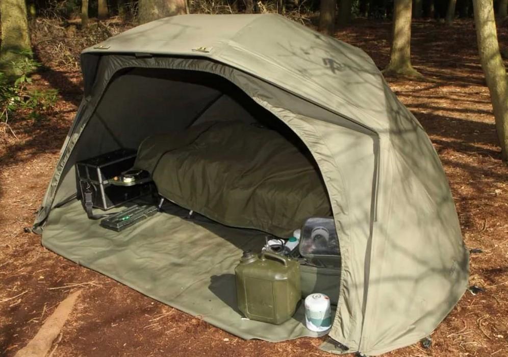 Выбираем походную палатку для рыбалки и отдыха