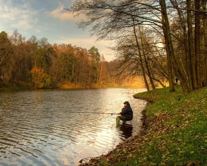 """Особенности рыбалки в """"осенний жор"""""""