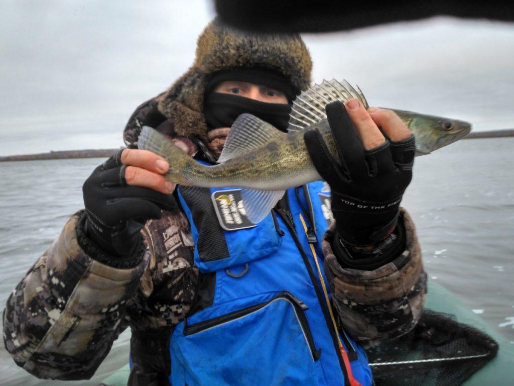 Обзор перчаток Kosadaka Fishing Gloves-21