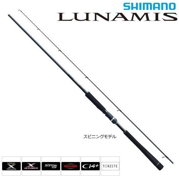 Тестируем Shimano Lunamis S900L