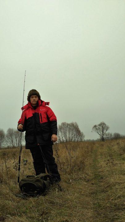 "Обзор костюма Nova Tour Fisherman ""Таймень"""