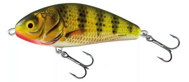 Джеркбэйт - гроза хищных рыб