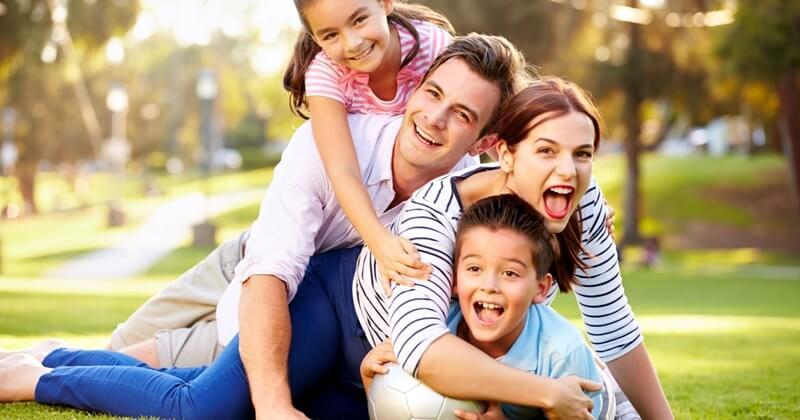 Десять главных секретов счастливой семьи