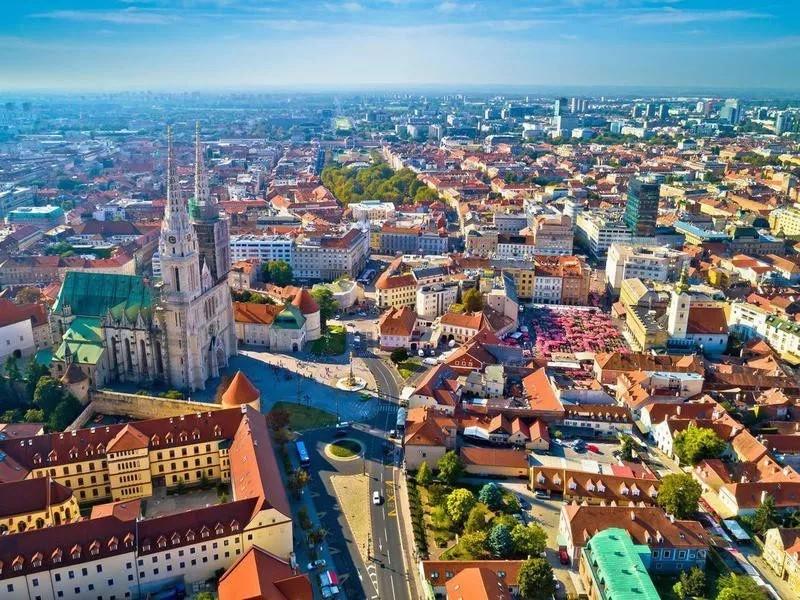 Три самых пригодных для жизни городов мира