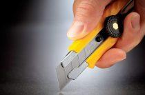 Как правильно выбрать канцелярский нож?