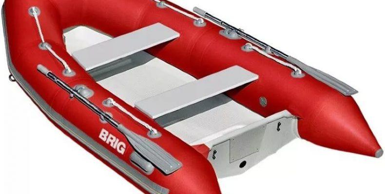 Надувные лодки Brig (модели, характеристики)