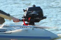 Лодка рыбака и ее оснащение