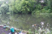 Рыбалка на Клязьминском водохранилище