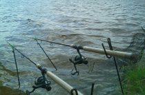 Рыбалка на Учинском водохранилище