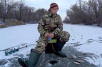 Ловим на чертики зимой