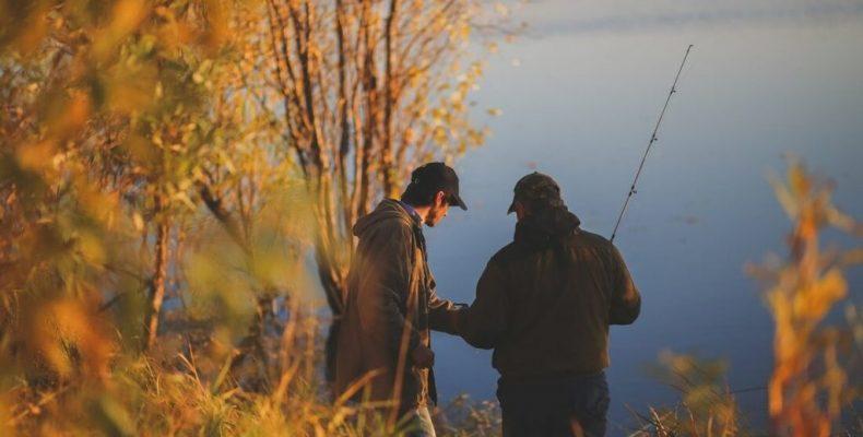Осень на маленьких реках