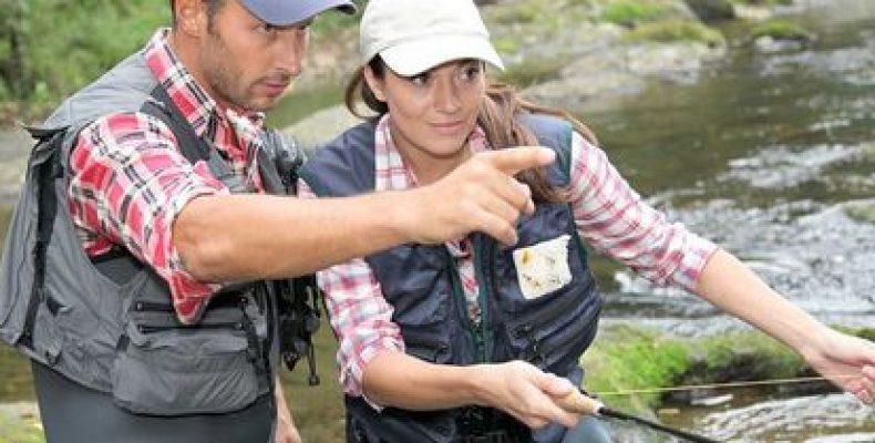 Почему рыбалка не женское дело?